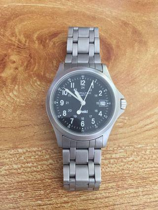 Hamilton Quartz Khaki Watch