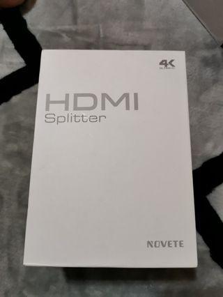 🚚 Novette 4K UltraHD HDMI Splitter