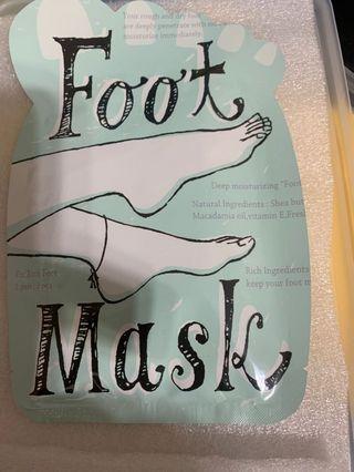 Japan Foot mask 腳膜貼