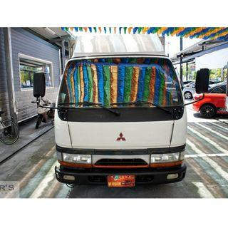 2001堅達 3.5頓  -25度冷凍貨櫃運輸車