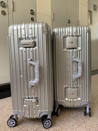 Luggage brand new for big lock and small lock 20/24/28 inch
