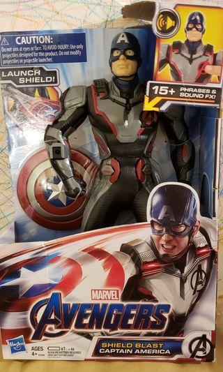 Marvel Avengers  Captain America  Disneyland toys