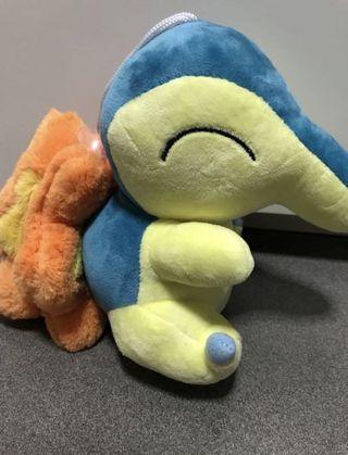 Pokemon Stuff Toys 3 for 10