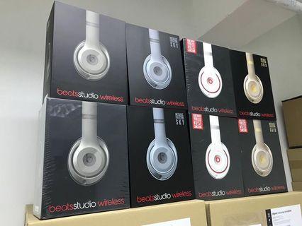 Beats Studio Wireless 99.9% 新