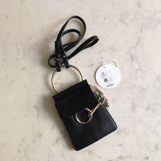 NWT Chloe Mini Faye Bag in Black
