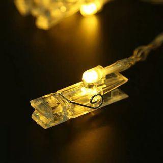 Clip fairy light | Photo Clip | Fairylights