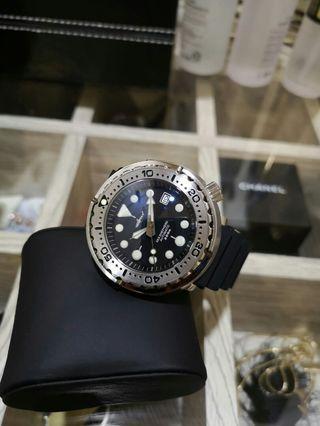 Seashepherd SBBN015 Tuna Can Automatic Watch