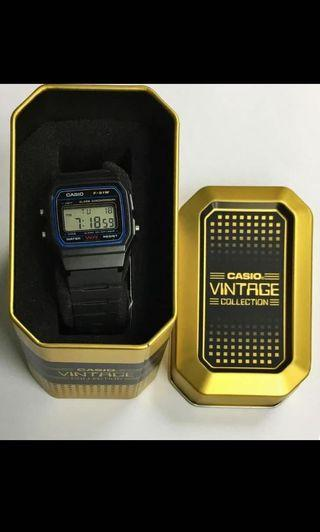 Original Casio Vintage Watch