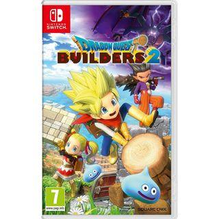 READY STOCK! Dragon Quest Builders 2 Nintendo Switch (EU)