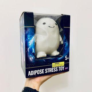 (全新)英國 正版 電影影集 Doctor Who 神秘博士 Adipose Stress Toy 脂肪寶寶 公仔 玩偶 軟軟 紓壓球