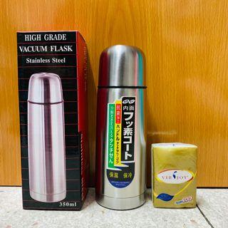 High grade vacuum flask stainless steel #MTRtw #MTRtst #Lalamove
