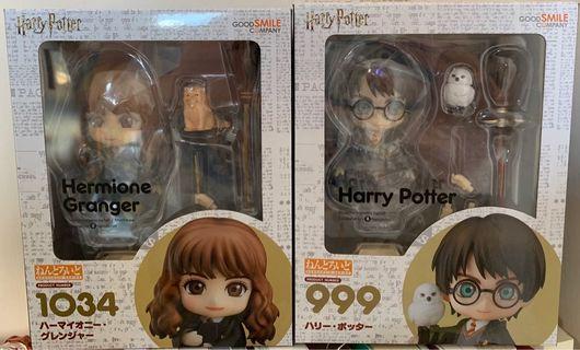 Harry Potter figure (連特典)黏土人 哈利波特
