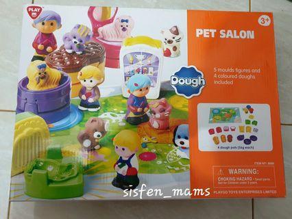 Playgo Dough Series Pet Salon