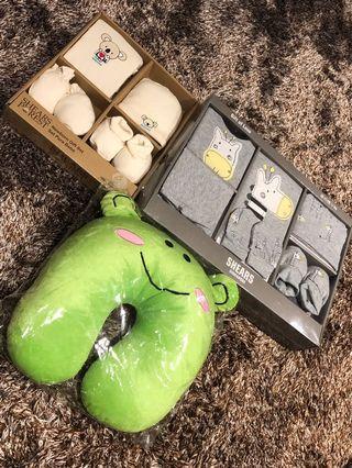 Newborn gift set bundle