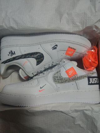 Nike Air Force 1 - Just Do It Pack