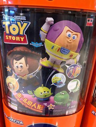 Toy story扭蛋 桌上擺設