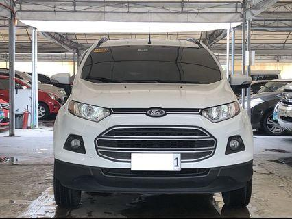 2017 Ford Ecosport 1.5 Trend Automatic Gas