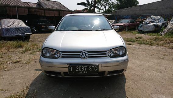 VW GOLF GTI TURBO