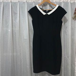 INVIO Collar Dress