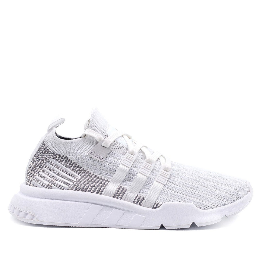 newest 3ab3c 5d6bd ADIDAS EQT Support ADV Mid WHITE SHOE