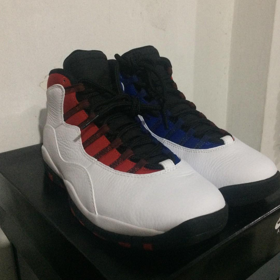 sports shoes e542b 2ef78 Air Jordan 10 Russell Westbrook (Class Of 2006) on Carousell