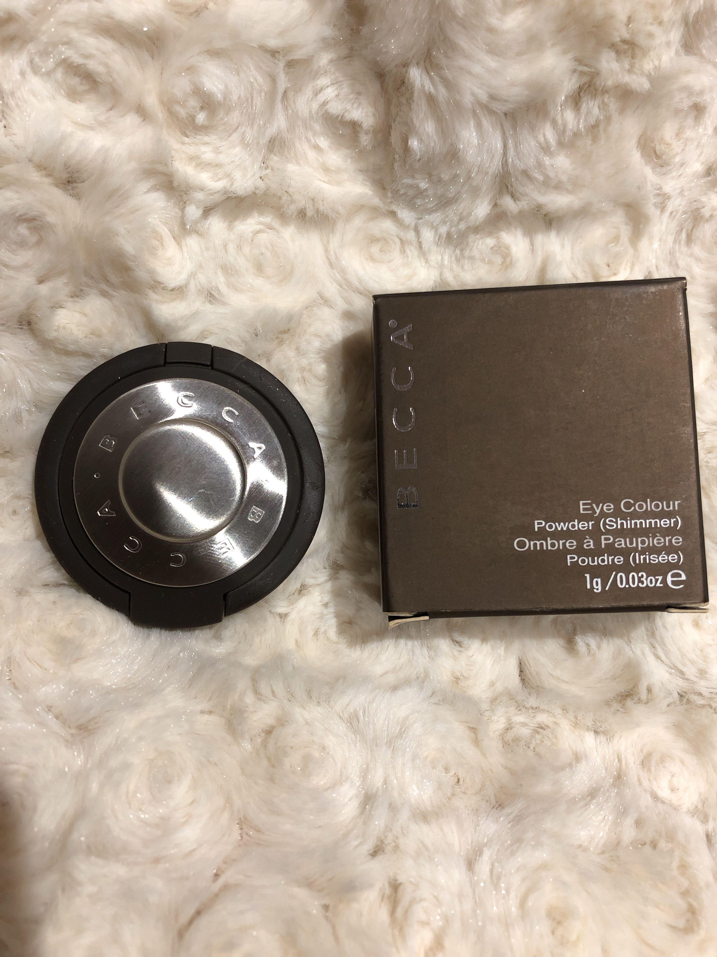 Becca Eye Colour Powder (Eyeshadow) Matte Shimmer Shantung