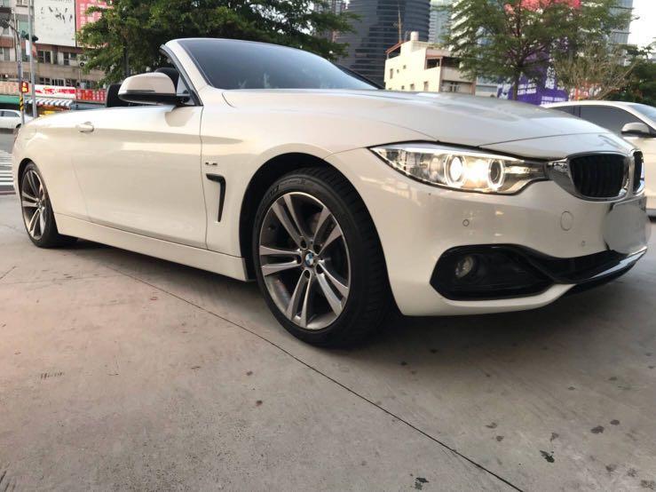 BMW-428敞篷帥哥