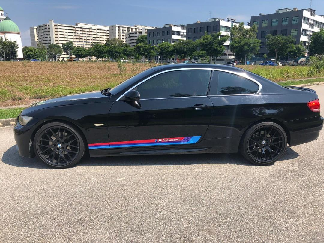 BMW 325i Coupe For Rental!!