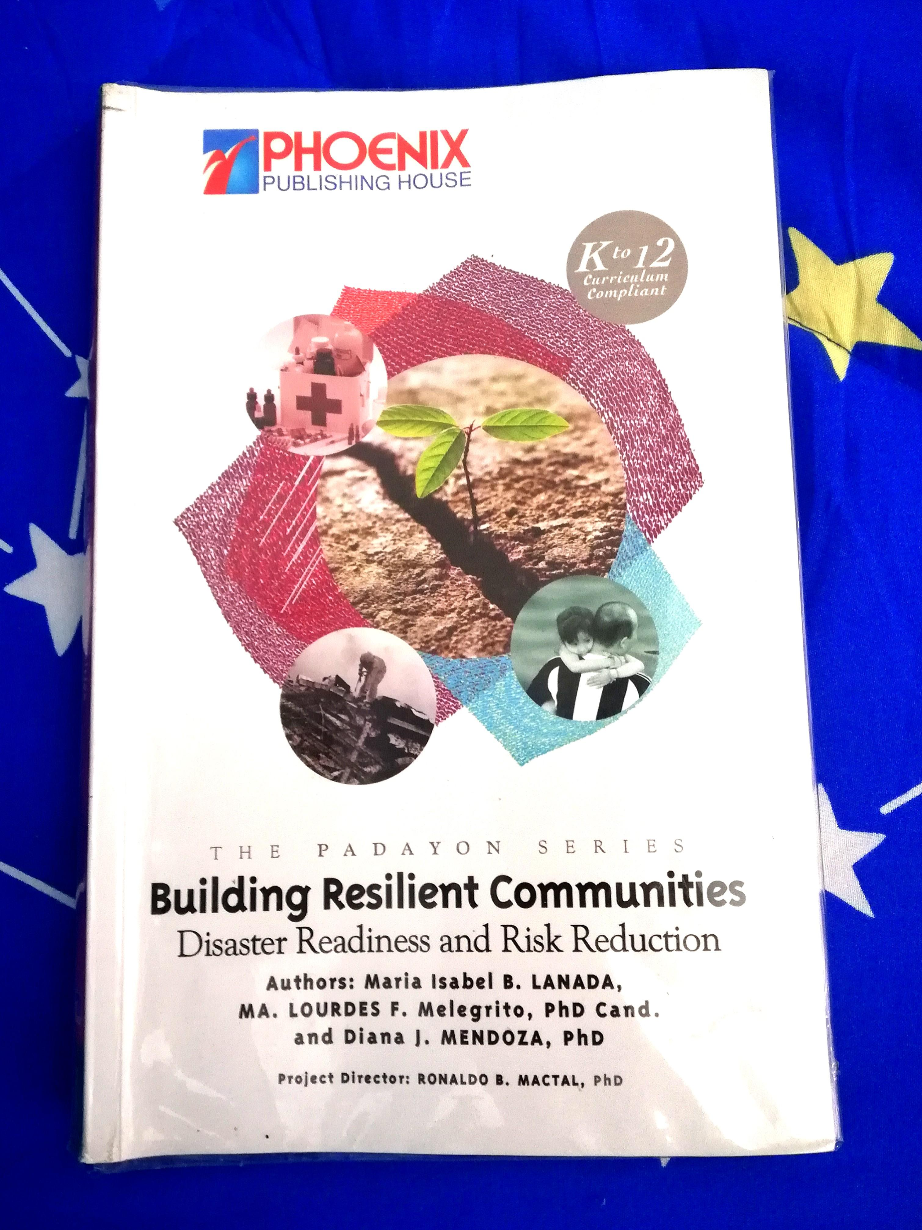 (Brand New!!) Building Resilient Communities Disaster Readiness and Risk Reduction