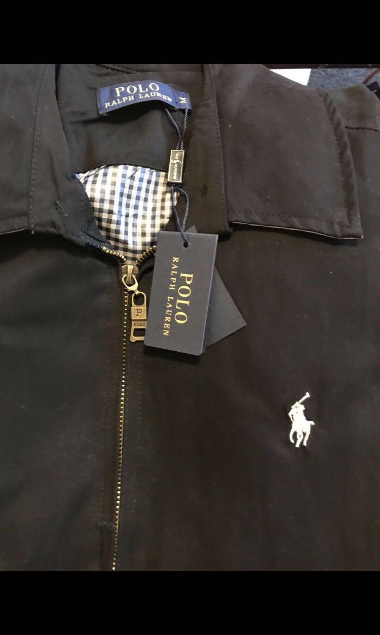 Brand new Ralph Lauren jacket And leather key bundle