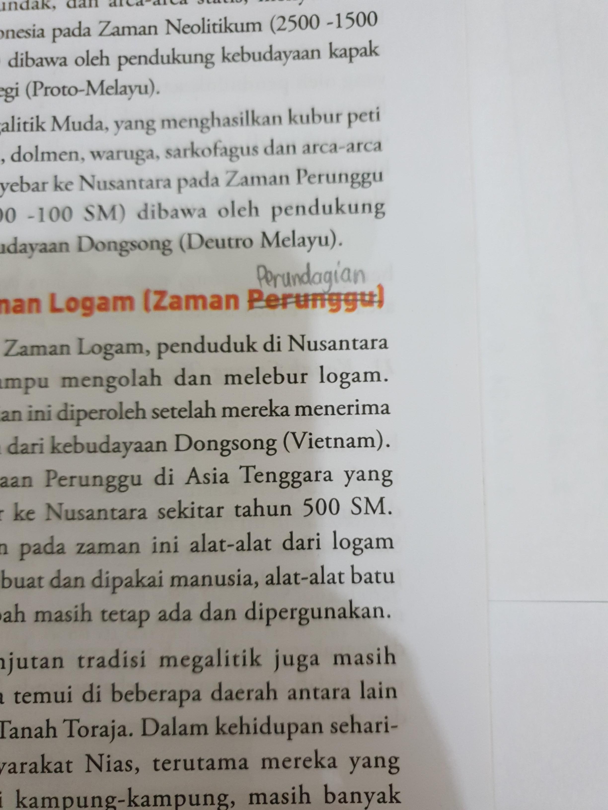 Buku Sejarah Indonesia Program Wajib SMA