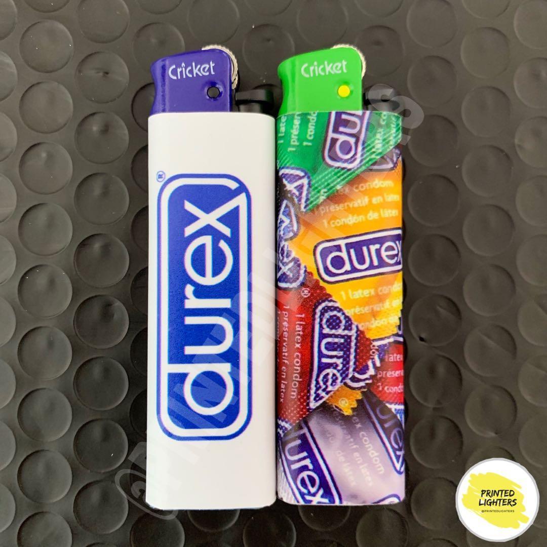 Durex lighters