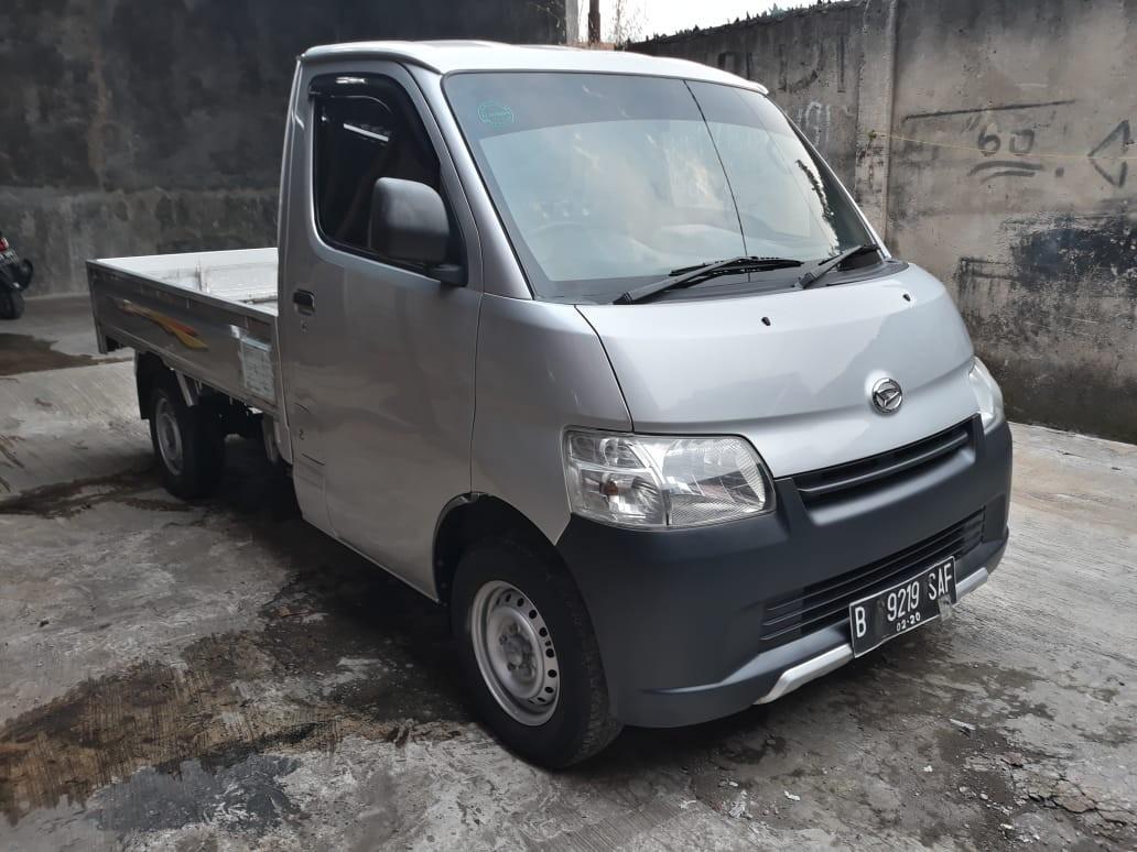 Daihatsu Gran Max Pick Up 1.3 2015 KM Low Istimewa