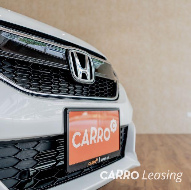 Brand New (HONDA FIT HYBRID) with 0% Downpayment