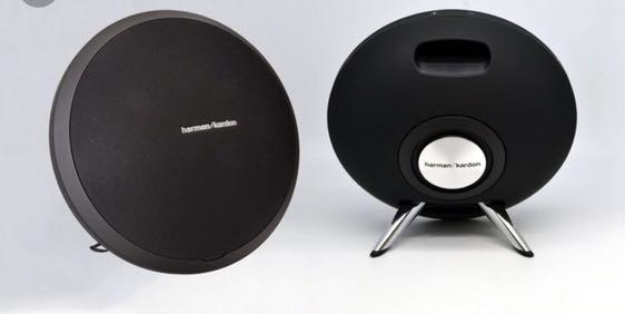 BRAND NEW SEALED Harman Kardon Onyx Studio 4 Wireless Bluetooth Speaker White