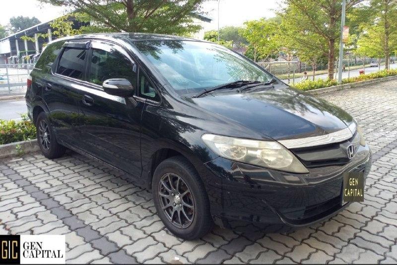 Honda Airwave • Grab Gojek Ryde Tada & Non PHV Car Rental