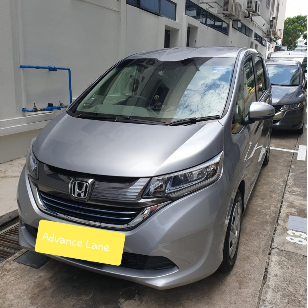 Honda Freed Hybrid (Brand New)