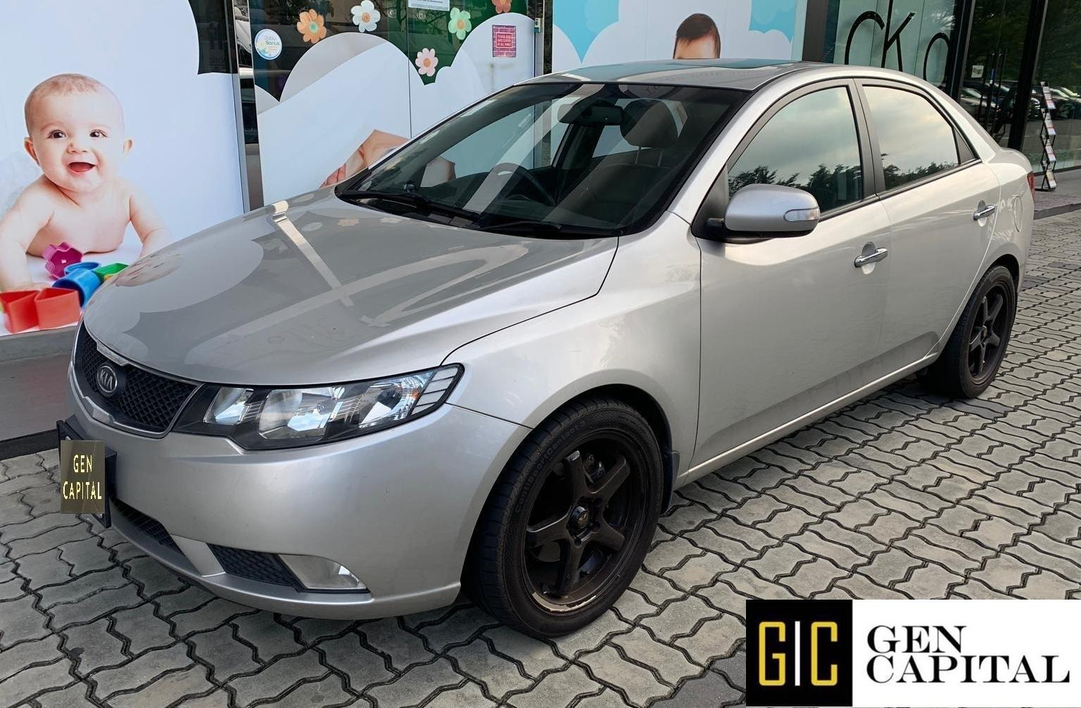 Kia Cerato Forte 2.0A Grab Gojek Ryde Tada & Non PHV Car Rental