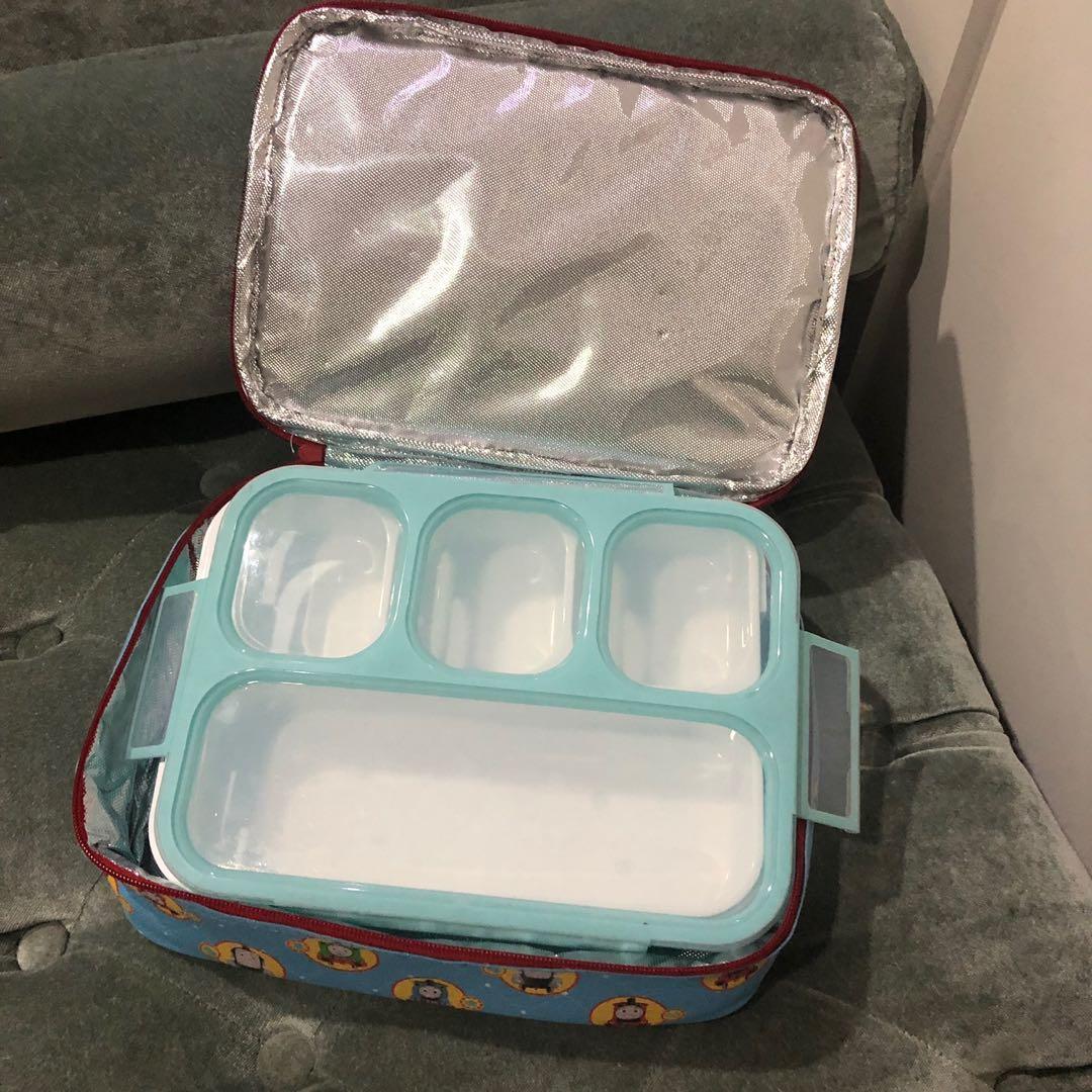Lunch Bag korea premium