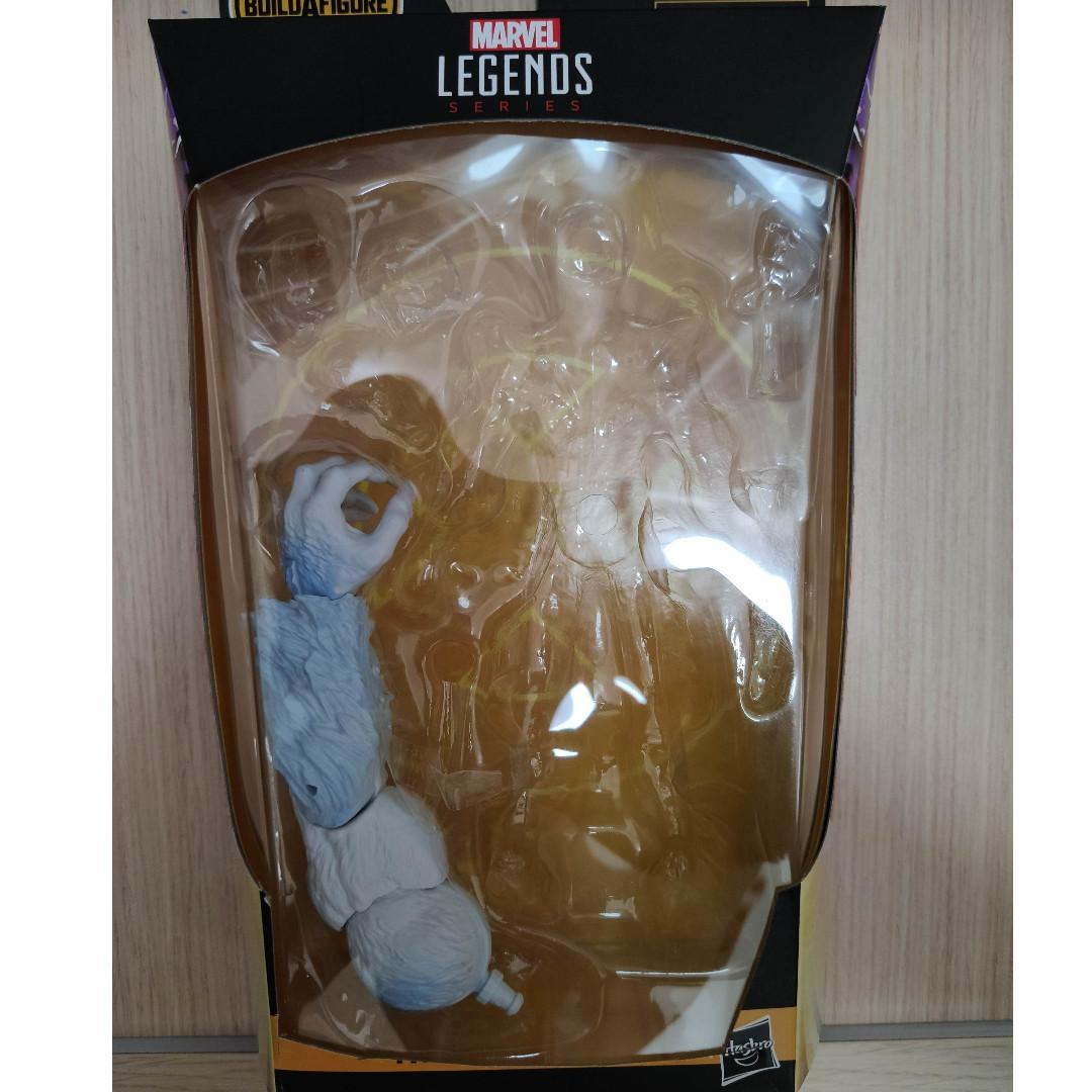 Marvel Legends X-Men Nightcrawler BAF件 Wendigo 左手一隻