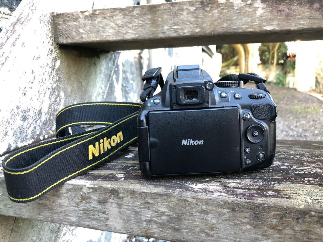 Nikon D5200 - Good Condition - Extras - Keen On Swap