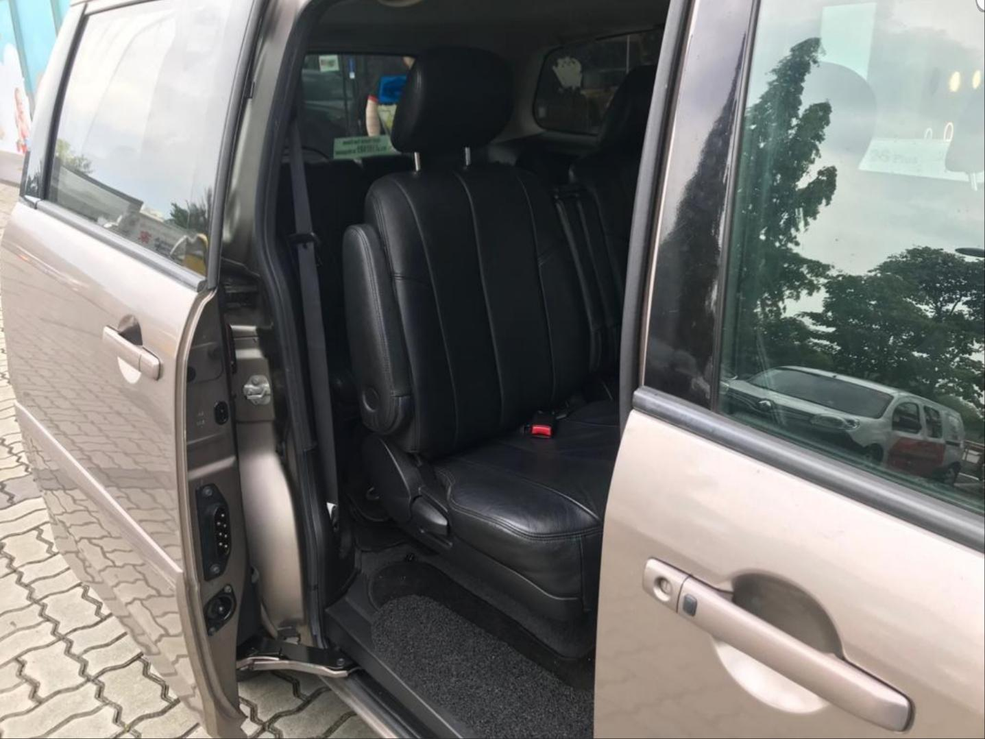 Nissan Presage • Grab Gojek Ryde Tada & Non PHV Car Rental