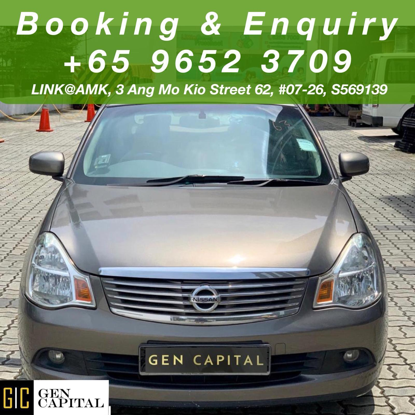 Nissan Sylphy 1.5A • Grab Gojek PH READY!! Best Deals Available!