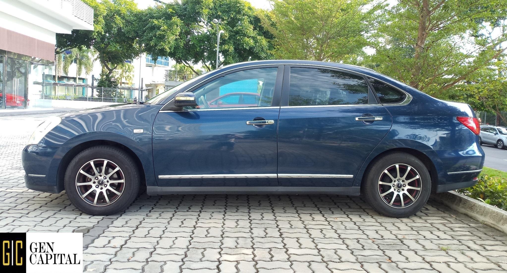 Nissan Sylphy 1.5A Grab Gojek Ryde Tada & Non PHV Car Rental