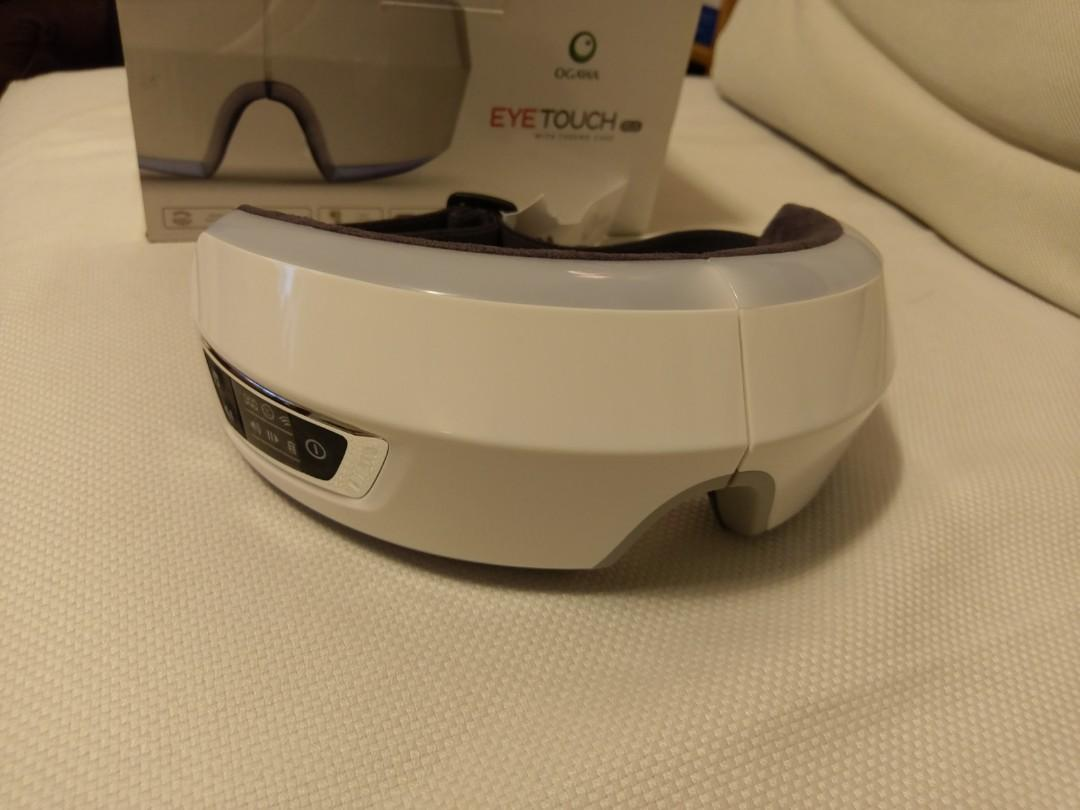 OGAWA eyetouch plus with Thermo Care