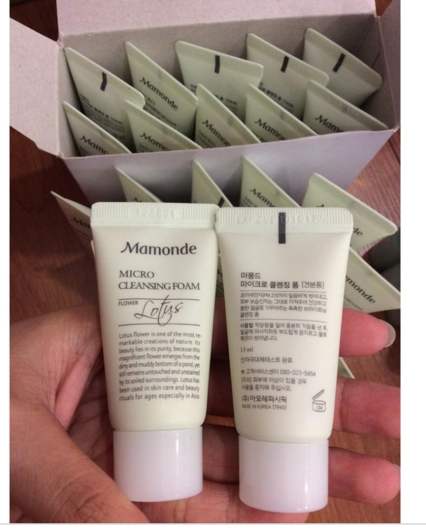 [Only 1 left] Mini Lotus Cleanser