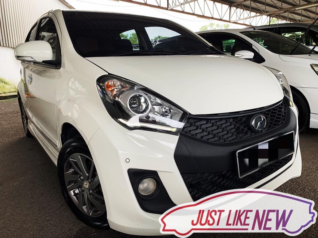 Perodua Myvi SE 1.5 Auto‼️Takde lesen boleh‼️Full loan boleh‼️Ptptn problem boleh‼️