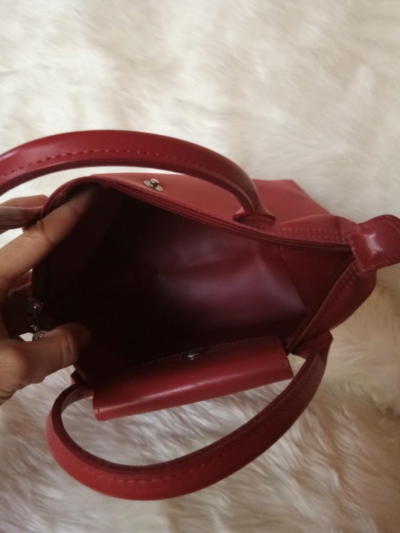 Preloved Longchamp Small Short Handle AUTHENTIC #prelovedwithlove #HBDSale