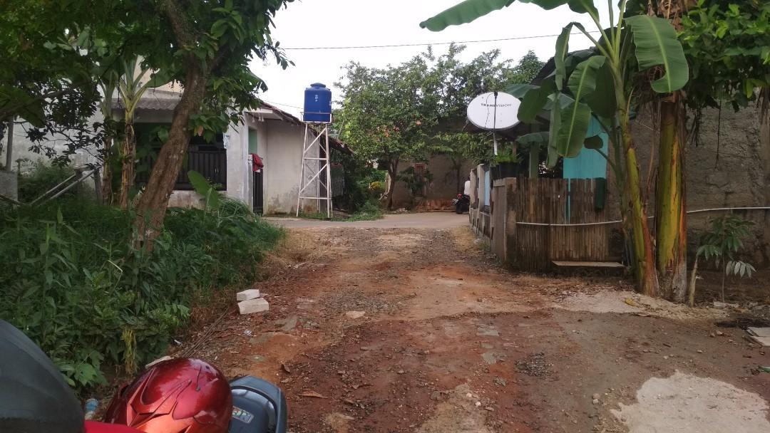 Rumah cluster modern