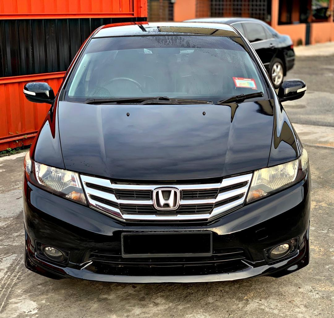 SEWA BELI>>HONDA CITY 1.5 I-VTEC (A) FULL & HIGHSPEC 2012